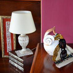 CECI NE PAS UN SAC Vaso con manico e ricciolo in ceramica - Handmade Ceramic Vase with handle bag
