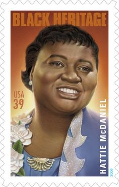 Hattie McDaniel made history when she became the first African American to receive an Academy Award on February 29, 1940. She won the Oscar for her performance as Mammy in Gone With the Wind -- one of our favorites!