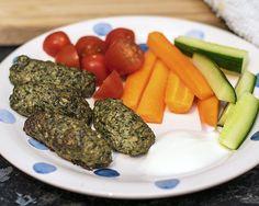 Lamb, Spinach & Mushroom Koftas