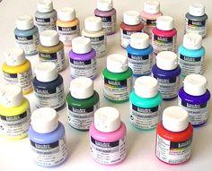 Liquitex professional liquid acrylic artist colour paint 59ml pots Soft body #Liquitex