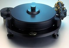 Michell Orbe S.E Turntable