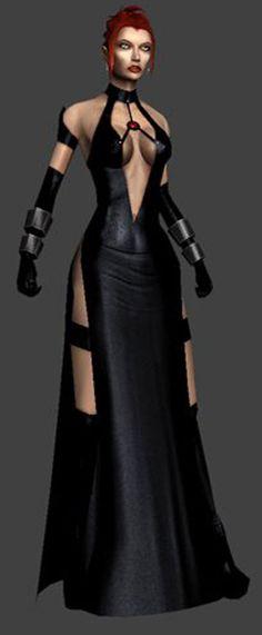 Bloodrayne 2 Dress