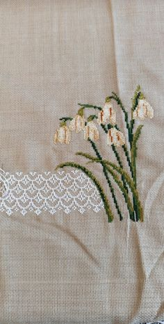 Sissi, Needlework, Herb, Craft, Punto De Cruz, Dots, Needlepoint, Crosses, Seed Stitch