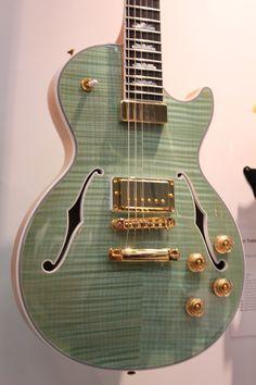 Beautiful Gibson Guitar NAMM 2014 #guitars #music #musicians