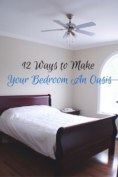 12 Ways to Make Your Bedroom An Oasis is part of Ways To Make Your Bedroom An Oasis Sabrinas Organizing - Want a relaxing bedroom Check out these 12 ways to make your bedroom an oasis Do just a few and watch how your feelings change about your bedroom