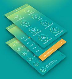 adasse gym workout mobile app design on behance