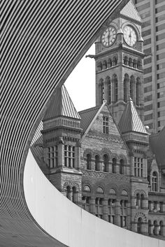 Black and White Photography prints Andy Brooks Fine Art Photography - Toronto Architecture pictures - Toronto Architecture Regards, ~ Holley Jacobs Fine Art Photography, Street Photography, Toronto Architecture, Immigration Canada, Nostalgia, Toronto Ontario Canada, Toronto Travel, Largest Countries, New City