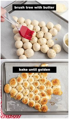 Make a festive Christmas Tree Pull Apart Bread this holiday season. A great addition to your holiday appetizer table, perfect for parties- best eaten warm! Christmas Appetizers, Christmas Treats, Christmas Foods, Appetizers Table, Appetizer Dips, Holiday Punch, Pull Apart Bread, Festive, Parties
