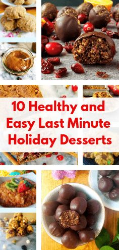 10 Healthy Last Minute Holiday Desserts – I Only Came for the Cake Looking for healthy desserts that you can whip up in no time for the holidays? Check out these 10 healthy and easy holiday dessert recipes. Including gluten free and vegan desserts. Mini Dessert Recipes, Easy Holiday Desserts, Holiday Cakes, Healthy Desserts, Sweet Recipes, Mini Desserts, Sweet Desserts, Healthy Frosting Recipes, Healthy Cake Pops