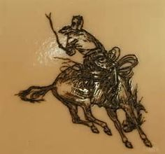 Cowboy Tattoos Pictures And Images Page 3 - Tattoo Images 3 Tattoo, Get A Tattoo, Cowboy Tattoos, Cowboy Art, Tattoo Images, Picture Tattoos, Tatting, Tattoo Designs, Ink