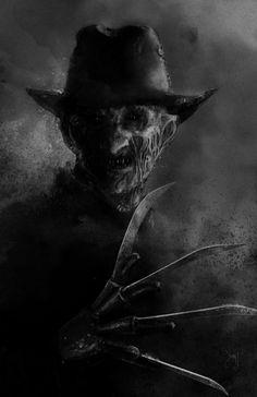 Horror Blog • ph-a-n-t-a-s-m:   (via Freddy Krueger by...