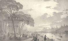 Eugene Napoleon Flandin, Küçüksu Eugene Ionesco, Tree Study, Master Studies, Picture Engraving, Drawing Sketches, Drawings, Claude, Old Postcards, Art Auction