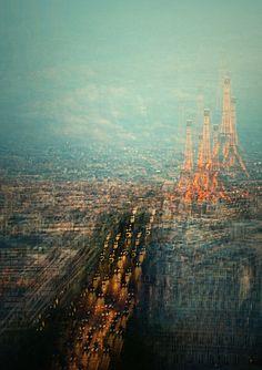 Paris by Stephanie Jung, via Behance