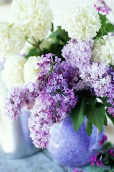 Fresh Lilac Arrangement