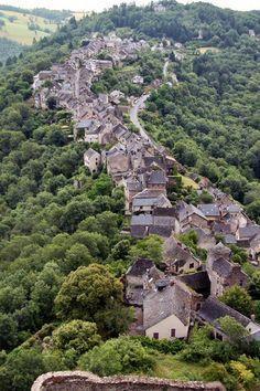 Ruta por los pueblos más bonitos de Midi-Pyrenees, Francia
