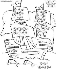 Spring Kindergarten Math and Literacy Worksheet Pack