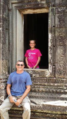 El mundo con ella: Camboya 2015: 7 de Julio – Siem Reap: el motín.