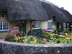 Cottage in town...Ireland near Adare Manor