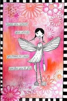 Until you spread your wings, you have no idea how far you'll fly - Inge Kolstee…