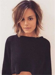 Layered Short Tilted Bob Hairstyle Straight Synthetic Hair Lace Front Cap Women Wigs 12 Inches - New Site Layered Bob Hairstyles, Short Hairstyles For Women, Hairstyles With Bangs, Gorgeous Hairstyles, Hairstyle Ideas, Style Hairstyle, Natural Hairstyles, Girl Hairstyles, Model Hairstyles