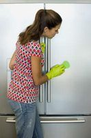 Remove scratches from your refrigerator to bring back its beauty.
