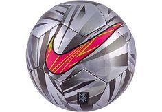 Available at SoccerPro. Nike Neymar Prestige Soccer Ball - Chrome