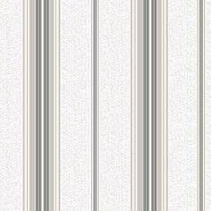 Holden Decor Holden K2 Shiro Stripe Pattern Textured Embossed Vinyl Glitter Striped Wallpaper 75700 £12.99