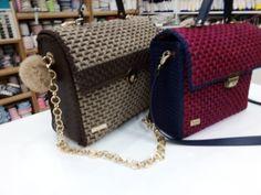 Louis Vuitton Damier, Crochet, Pattern, Handmade, Bags, Handbags, Hand Made, Patterns, Ganchillo