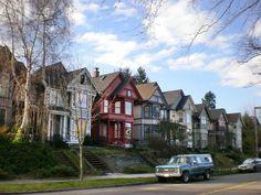 South J Street Historic District in Pierce County, Washington.