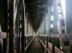 #oldbridge #warsaw #openbridge #longway #instaphoto #instagram #cameraoperator #walk #photooftheday #tram #river #vistula #wisla #warszawa