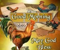 Good Morning May God Bless Your Day