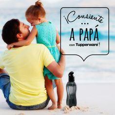 ¡Tupperware se une al festejo del día del padre! ¡Felicidades papá! #Tupperware