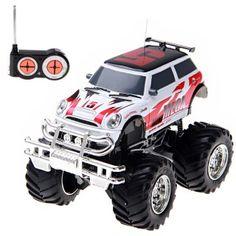 Radio Controlled Super Off-road Racing Car