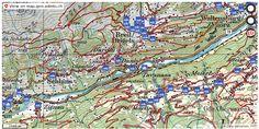 Breil/Brigels GR Wanderwege Karte trail http://ift.tt/2oWT1JD #dataviz #gis