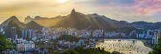 Panoramic view of Rio De Janeiro Brazil landscape by my_sokol #architecture #building #architexture #city #buildings #skyscraper #urban #design #minimal #cities #town #street #art #arts #architecturelovers #abstract #photooftheday #amazing #picoftheday