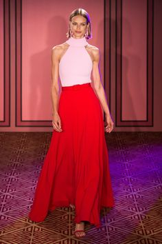 All the Looks From Brandon Maxwell Spring Summer 2018