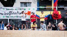 Colombia @ CHEPOLO! 2do Sudamericano de Bike Polo BSAS Argentina 2012