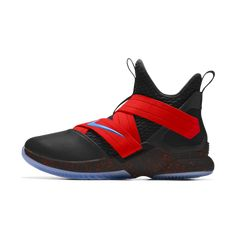 61d9821e024b LeBron Soldier XII iD Men s Basketball Shoe
