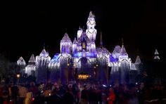 The Castle at Christmastime is unbelieveable!!!