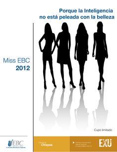 Concurso Miss EBC Chiapas