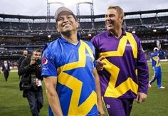 Watch Sachin Blasters vs Warne Warriors 2nd twenty20 all-stars cricket live streaming and telecast online from 6:00 PM Houston Time. Get live score here.