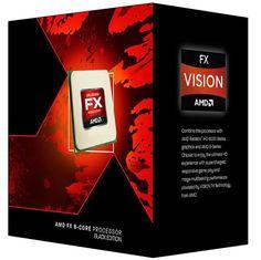Procesor AMD FX-8370 BOX 32nm 4x2MB L2/8MB L3 4.0GHz S-AM3+