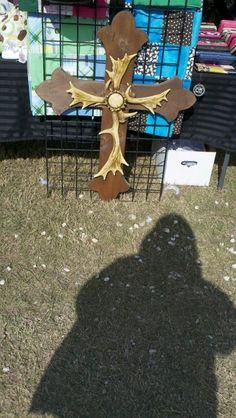Elk antlers