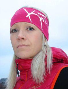 Kaisa-Leena Mäkäräinen — finnische Biathletin ☼