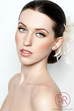 CLICK THIS PIN to visit the BEST SITE for bridal styles. Bridal Makeup, Bridal Hairstyle, Flawless Skin, Bridal Look, Hair Accessory, Bridal Styles in Victoria BC, Defined Liner, Contoured Skin