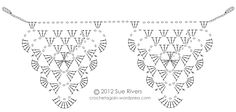 I got it in my head to make some crochet bunting. I tried quite a few different crochet triangles, there is a nice assortment of them on the interwebs. But none of them were just right for me. I…