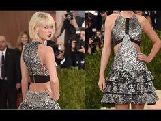 Taylor Swift Met Gala 2016 Dress: Hot or Not?! - YouTube