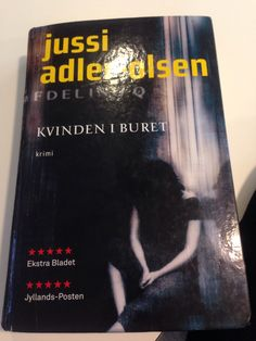 First book in this series, (but it was my 3rd), a really good book. #jussi #adler-Olsen #kvindeniburet #sectionQ