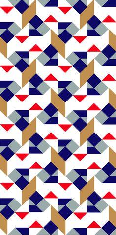 幾何七巧板 | MyDesy 淘靈感