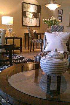 Lynda Quintero-Davids - Focal Point Styling - Client project featured at Private Practice With Style